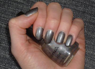 Charcol sparkle