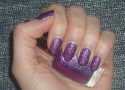 Purple gleam