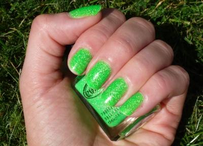 Glitter envy - Color club