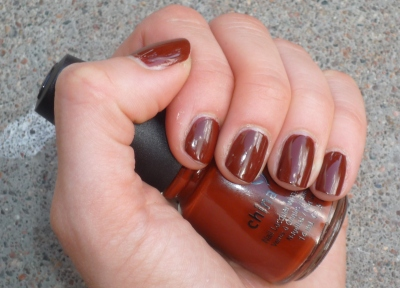 Brownstone - China Glaze