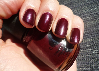 Loft-y ambitions - China Glaze