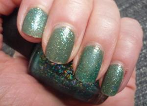 Sparkle teal sunrise-2