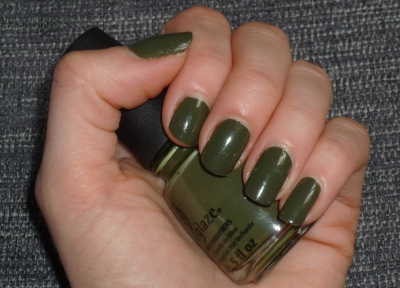 Westside warrior - China Glaze