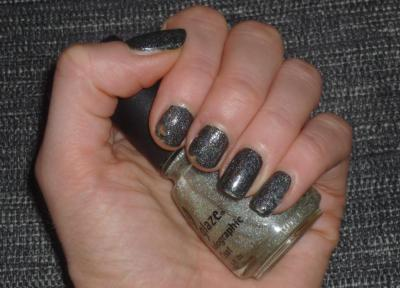 Near dark + wireless holografic topcoat