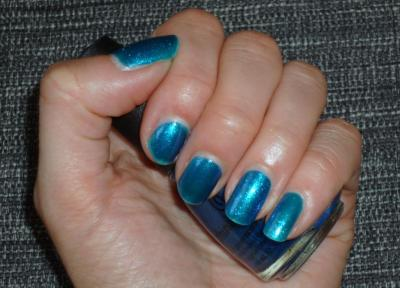 Blue iguana - China Glaze