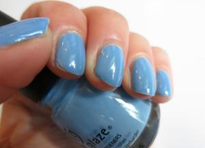 Electric beat - China Glaze-001