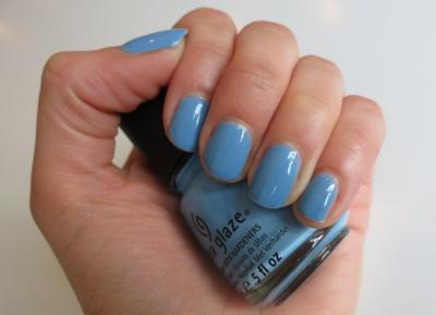 Electric beat - China Glaze